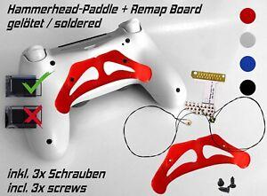 Remap Board Easy PS4 PLAYSTATION 4 Controller Remapper Soldered Hammerhead