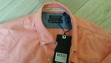 Scotch soda pink shirt M new