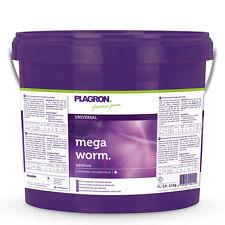 Plagron Mega Worm Humus di lombrico 5L substrato ammedante additivo compost