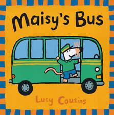 Maisy's Bus, Lucy Cousins, Children's Books