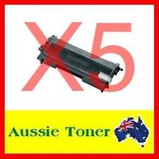 5x Toner for Brother TN-2150 TN2150 TN2130 HL2142 HL2170 DCP-7040 DCP7040