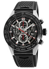 New Tag Heuer Carrera Calibre Heuer 01 Men's Watch CAR2A1Z.FT6044