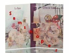 3x Si Lolita de Lolita Lempicka Eau de Parfum Sample Spray 0.8ml Each