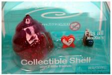 Xia Xia Hermit Crab Collectible Shell 0811 & Friends Smitten and Woofer