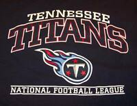 TENNESSEE TITANS NFL FOOTBALL T-Shirt LARGE