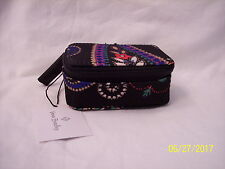 VERA BRADLEY KIEV PAISLEY 'EVERY LITTLE THING' CASE-NEW WITH TAG-FREE US SHIP!