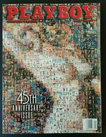 Vintage PLAYBOY Magazine January 1999 45th Anniversary Issue Marilyn Monroe!