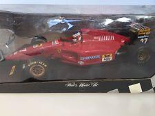 1:18 Minichamps Ferrari 412 T1 J. Alesi
