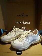 COACH - C143 Runner with Glitter / Trainer / Sneaker