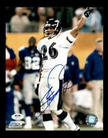 Rod Woodson PSA DNA Coa Hand Signed 8x10 Autograph Photo