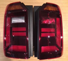 Volkswagen CADDY 2015-  REAR LIGHT CLUSTER LENS - TAILGATE - NEW STYLE - SMOKED