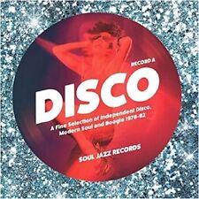 Soul Jazz Records Presents Disco 1 Vinyl 2 LP