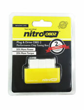 Nitro OBD2 Tuning Chip / ECU Remap Box . Fits Honda & Toyota Petrol Engines