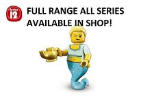 Lego minifigures genie girl series 12 (71007) unopened new factory sealed