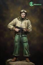 Mj miniaturas nos petrolero figura sin pintar KIT de Segunda Guerra Mundial 120mm