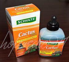 Schultz Cactus Plus 2-7-7 Liquid Plant Food 7 Drop Formula 4 Ounce DISCONTINUED