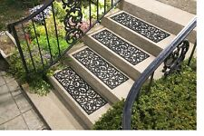 Butterfly Stair Traction Treads 4 Count, Fancy And Elegant Treads For Stairs