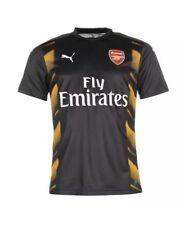 Arsenal F.C Boys Puma Football Stadium Jersey 16/17 Spectra Yellow 15-16 Years