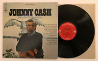 Johnny Cash - From Sea To Shining Sea - 1968 US Stereo 1st Press (NM)