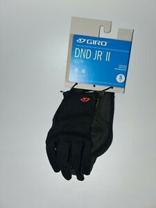 Giro DND JR II Youth Small Cycling Gloves New