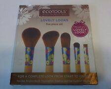 EcoTools Lovely Looks 5 Piece Brush Set Soft Cruelty Free Bristles 1253B