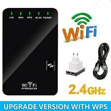 WLAN Repeater Router Range Extender Wireless Signal Verstärker Booster Wifi DE