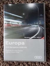 Orig. Audi Navigation MMI MIB HS Update SD Karte 2017 8W0 060 866 G 8W0060866G