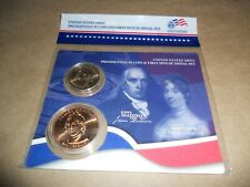 2007 JAMES MADISON DOLLAR and FIRST SPOUSE BRONZE MEDAL SET (XN2)