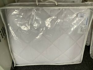 Hypnos WOOL MATTRESS PROTECTOR EMPEROR SIZE 200X200CM RRP £260