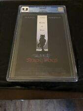 Stray Dogs #5 2nd Printing The Crow Homage Cover CGC 9.8