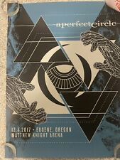 A Perfect Circle Poster Elemental Eugene 170/175