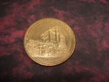 Médaille Cathédrale de Monaco Croix des Chanoines - Jeton touristique