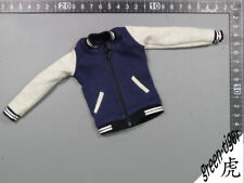M311 [NEW SERIES] 1:6 Scale Male Action figure Baseball Suit - Blue Jacket ONLY