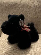 Vintage 1999 Applause Princess Plush Scottie Dog Scottish Terrier Stuffed Animal