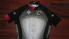 Lululemon Specialized womens team cycling jersey  medium Black white