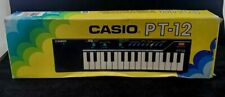 Casio PT-12  vintange mini keyboard
