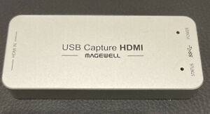 Magewell 32060 Gen 2 USB 3.0 HDMI Full HD Video Capture Device