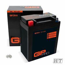 Batterie 12V 12Ah Gel Batterie GP-Pro GB12A-A ähnl. 12N12A-4A-1 / YB12A-A