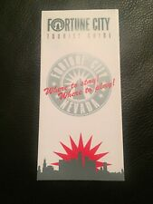 Dead Rising 2 Tourist Guide and Map - Official Capcom Promotional Item
