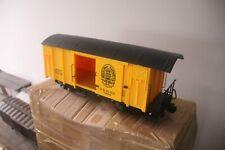 G scale bogie wagon boxcar
