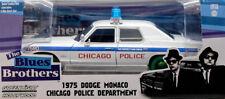 Blues Brothers Diecast MODELL 1/24 1975 Dodge Monaco (neu)