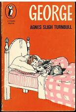 George (Young Puffin Books) by Agnes Sligh Turnbull 1970 Children's Softcover