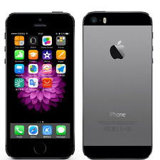 Original Apple iPhone 5s -GSM 4G LTE (Factory Unlocked) -Smartphone 64GB -Grey