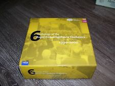 Anthology of the Royal Concertgebouw Orchestra, Vol. 6: 1990-2000  14 CD Box NEW