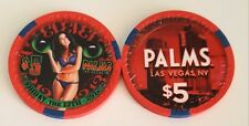 $5 Las Vegas Palms Friday the 13th 2012 Casino Chip - Uncirculated
