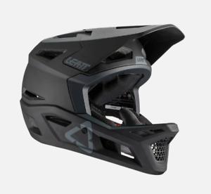 Leatt 4.0 V21.1 Adult MTB Cycling Helmet - Black