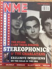 NME New Musical Express 5/4/00 Stereophonics, Charlatans, Elliott Smith Idlewild