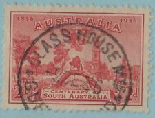 AUSTRALIA TOWN CANCEL GLASSHOUSE