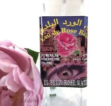 PURE NATURAL MOROCCO ROSE WATER - EL BELDI - SKIN & EYES CARE - CHEMICAL FREE-
