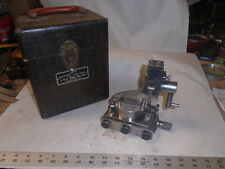 MACHINIST LATHE MILL J & S Tool Radius Dresser Fixture for Grinding in Case sdf